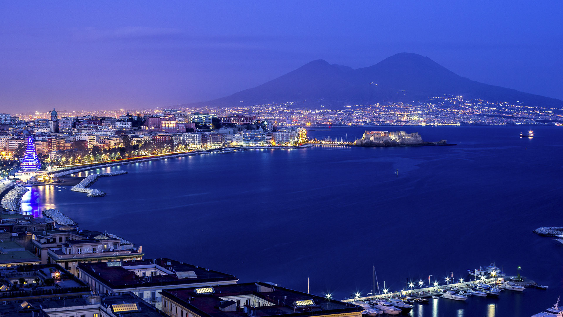 Guided Tours in the province of Naples