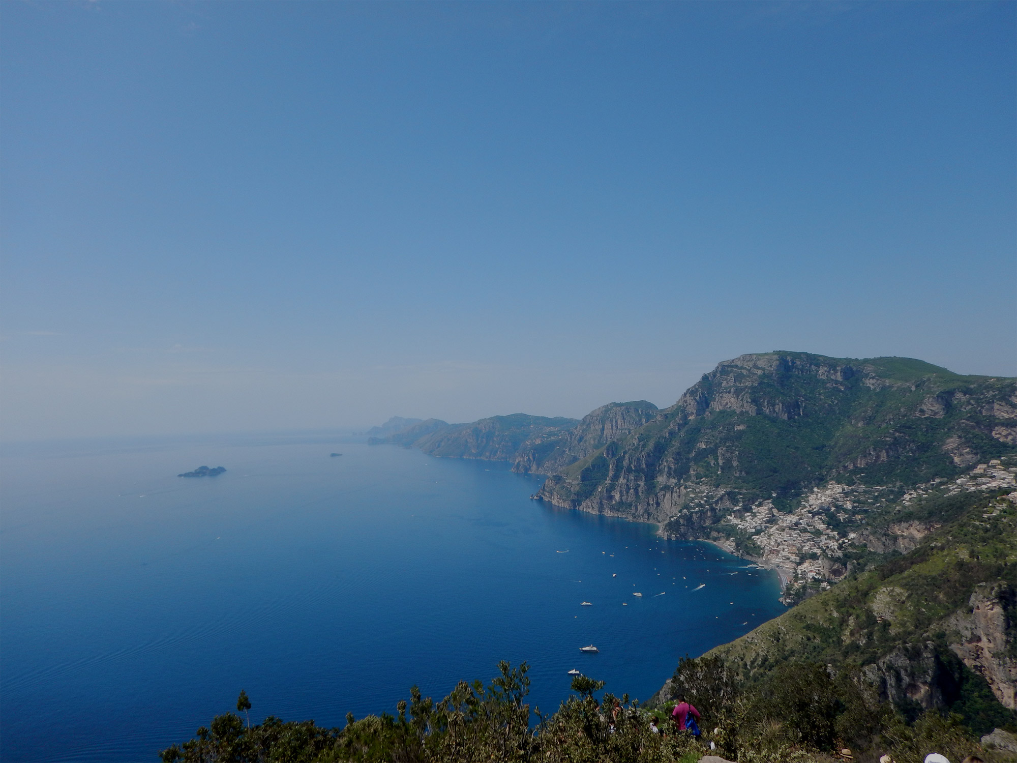 6/7 days Guided Tours in Campania