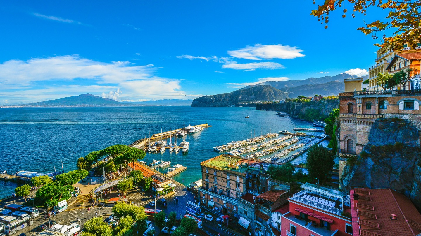 2/3 days Guided Tours in Campania